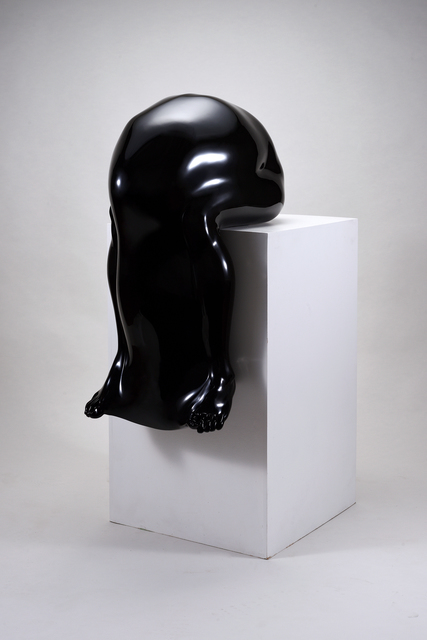 ", 'BODY 17-2  ""A Body in Silence"",' 2018, Sokyo Gallery"