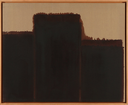 , 'Burnt Umber & Ultramarine Blue,' 1991, Simon Lee Gallery