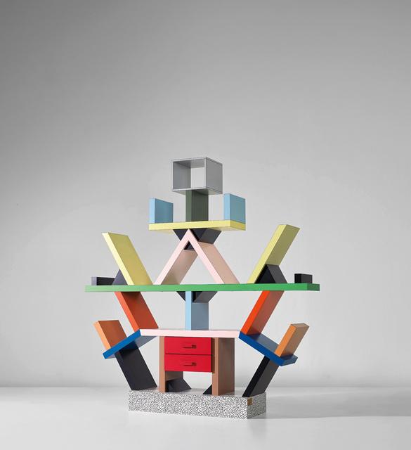 Ettore Sottsass, ''Carlton' room divider', Phillips