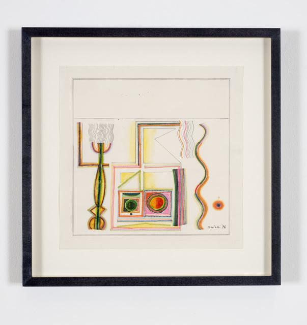 , 'Untitled (Abstract),' 1976, Vigo Gallery