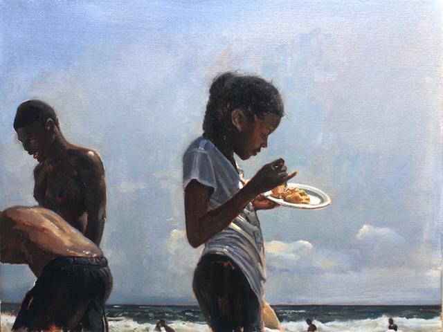 Marcus Pierno, 'Far Rockaway', 2019, The Galleries at Salmagundi