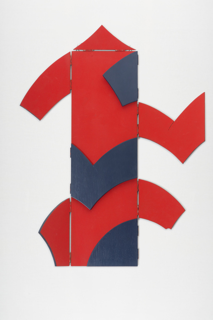 , '45-128,' 1972, Ronchini Gallery