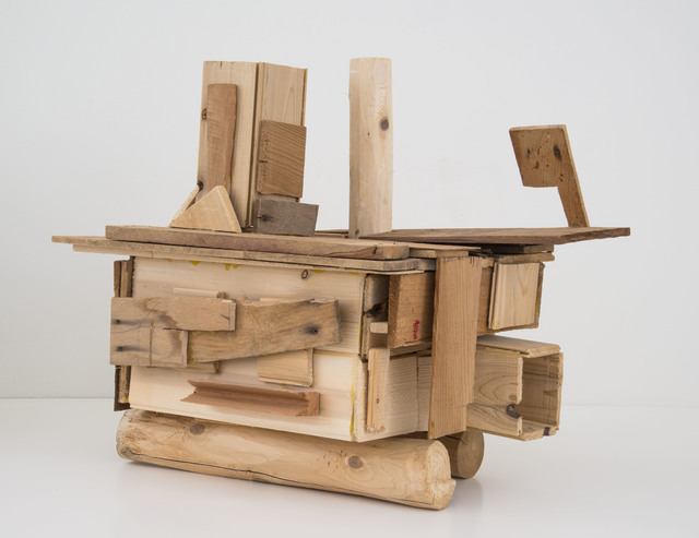 , 'Mailbox House,' , MARTOS GALLERY