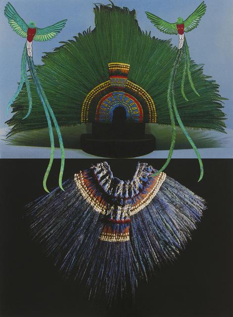 , 'Reflective Age II,' 2018, Páramo