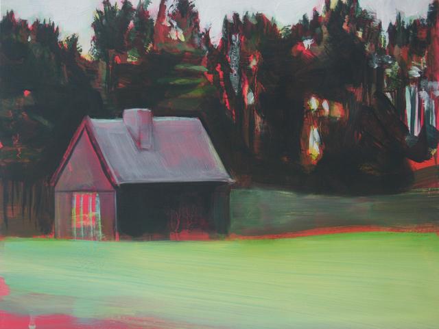, 'Untitled (Outbuilding),' 2016, Cavaliero Finn