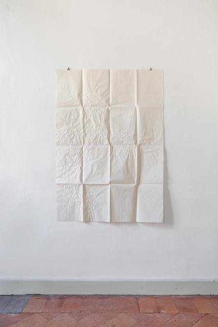 Serena Fineschi, 'Saturno', 2013, Painting, Paper, Palazzo Monti