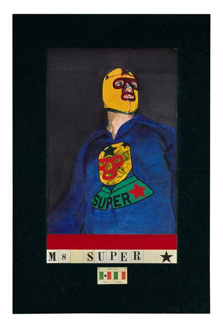 , 'Ms Super,' 1987, Christopher Kingzett Fine Art