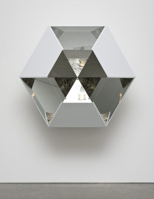 , 'Glass Horizon (hexagon),' 2014, 303 Gallery