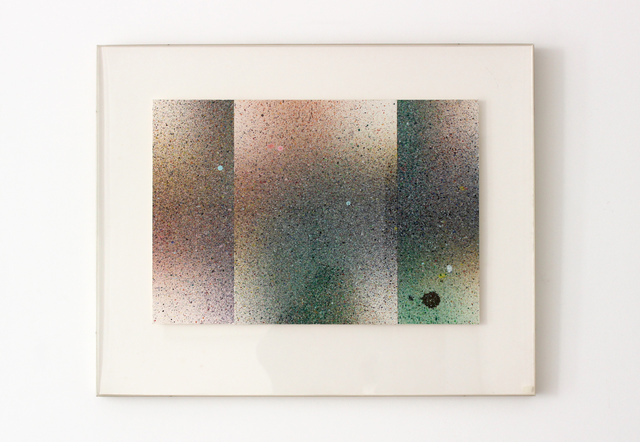 , 'Triptych: Ante Meridian,' 1978, New Art Centre