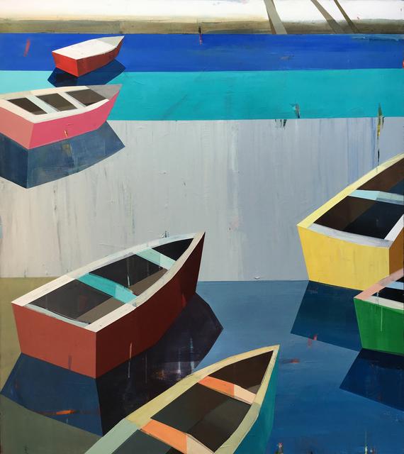 , 'Island Life #2,' 2016, Sue Greenwood Fine Art