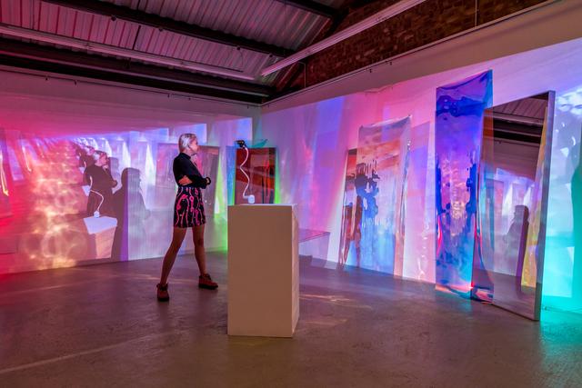 , 'Metamirrorism,' 2018, Annka Kultys Gallery