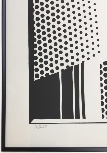 Roy Lichtenstein, 'Twin Mirrors', 1970, Print, Screenprint on wove paper, Joseph Fine Art LONDON