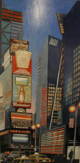 , 'Times Square Looking South,' 2003, Alpha 137 Gallery