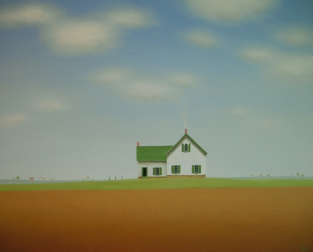 Sharon France, 'A Quiet Country Home', 2014, UGallery