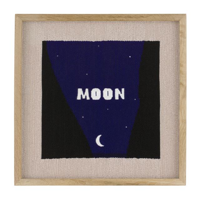 , 'Moon (Rock the Boat),' 2018, Rebecca Hossack Art Gallery
