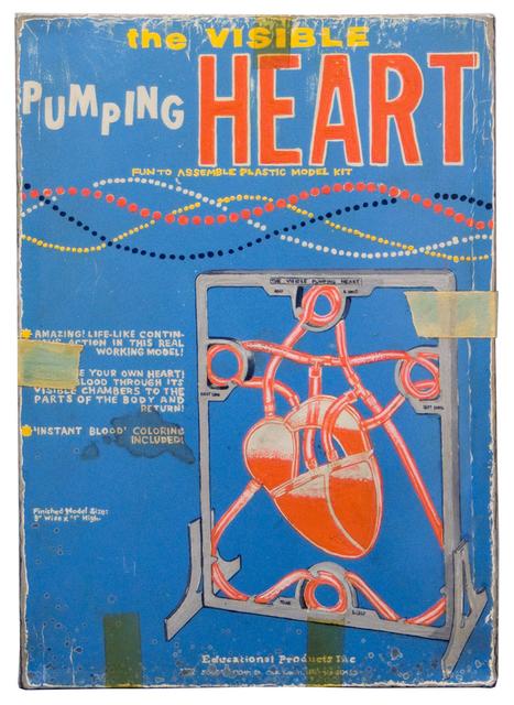 , 'circa 1955 Pumping Heart,' 2012, Clark Gallery