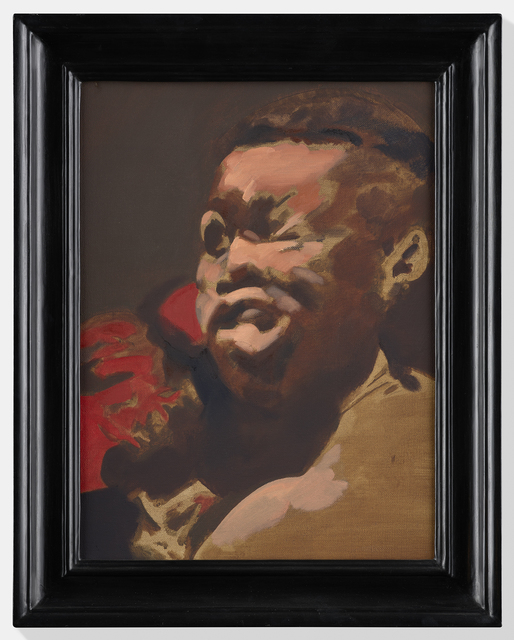 , 'Boxer 3,' 1997, Waddington Custot