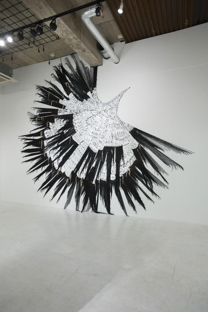 """Identity X"" installation view at nca   nichido contemporary art, 2014 photo by Kei Okano"