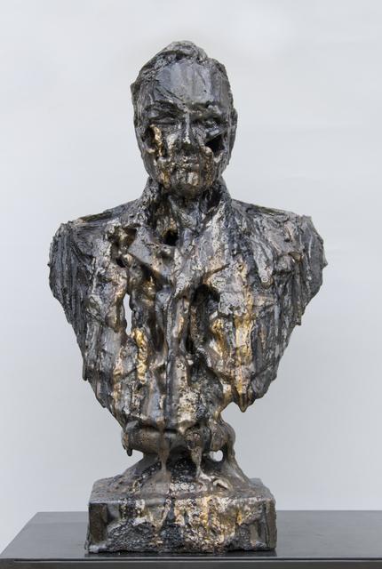 , 'Damaged Goods (Bust #12),' 2013, Suzanne Tarasieve