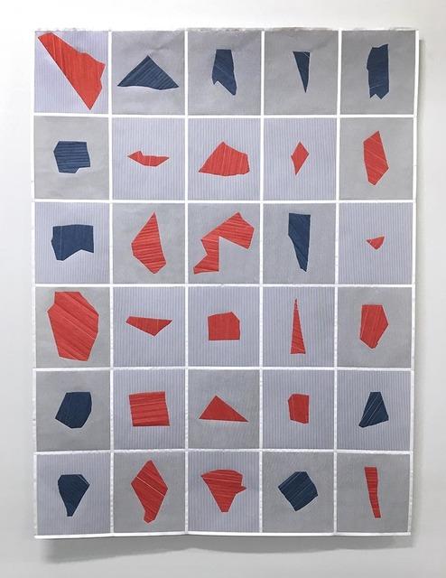 , 'Forwarding 10,' 2016, Pavel Zoubok Fine Art