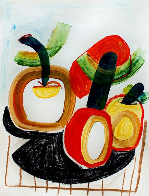 , 'Apples II,' 2018, Schönfeld Gallery