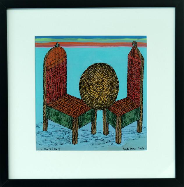, 'Sillas y bolas - 3,' 2018, Galería Arteconsult