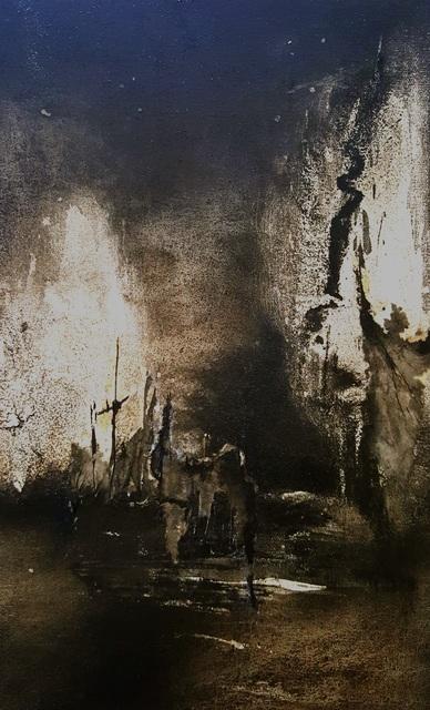 , 'Révolution de Chopin,' 2016, ifa gallery