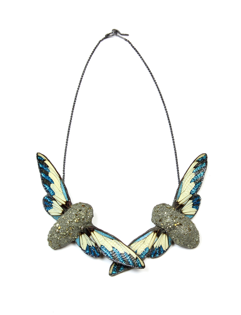 , 'Fossils Necklace,' 2015, Sienna Patti Contemporary