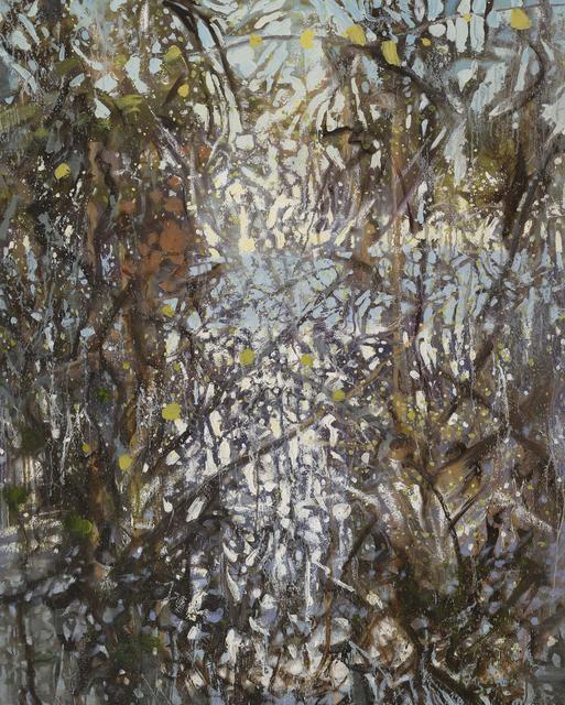 , 'Estuary en Veil,' 2017, William Baczek Fine Arts