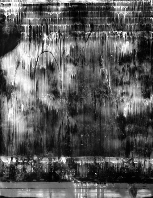 , 'o.T., Arctic 3 (wie viel Zeit bleibt der Endlichkeit Series),' 2016, Fort Worth Contemporary Arts