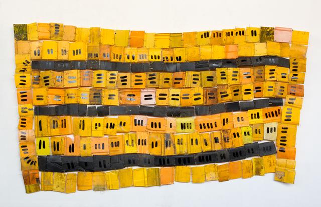 , 'Slave ship I,' 2015, Jane Lombard Gallery
