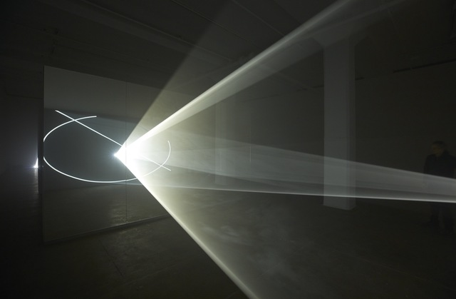 Anthony McCall, 'Split Second (Mirror)', 2018, Sean Kelly Gallery