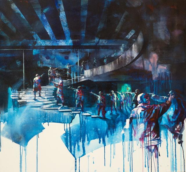 , 'Domino,' 2016, Galerie SOON
