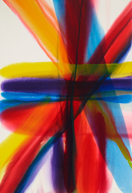 , 'Phenomena Rainbow Tellin',' 1977, Hollis Taggart Galleries