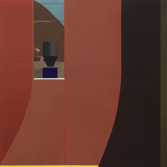 , 'Industrial Construction,' 2019, Arario Gallery