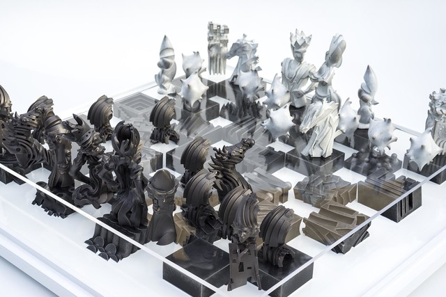 , 'Checkmate,' , Octavia Art Gallery
