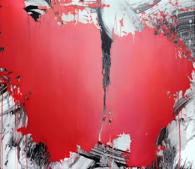 , 'Rogusa Rose,' 2017, Roman Fine Art