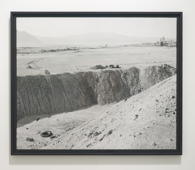 , 'Buried Valley ,' 2015, Diane Rosenstein