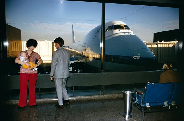 , 'Kennedy Airport, New York City,' 1973, Galerie Thomas Zander