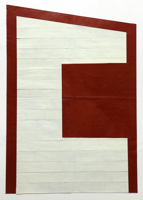 , 'Sin título X,' 2014, Galería Heinrich Ehrhardt