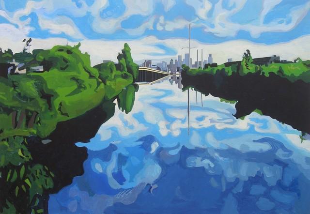 , 'Viaduct #1,' 2012, Galerie Roger Bellemare et Christian Lambert