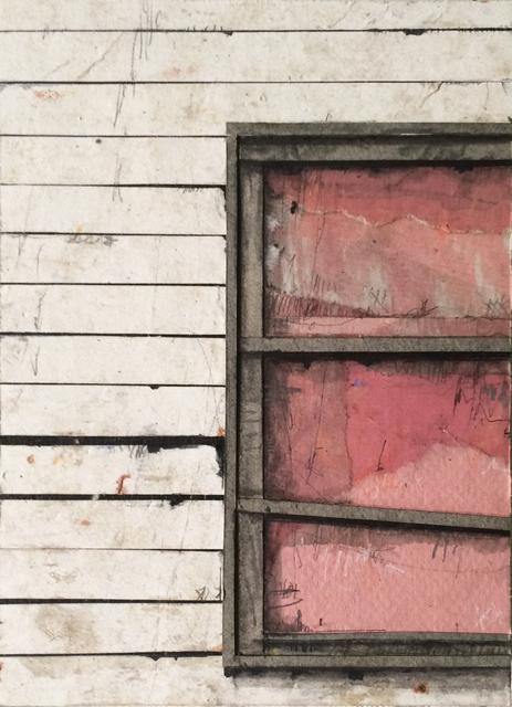 , 'Window Study,' 2015, BoxHeart