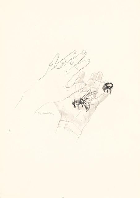 Maria Lassnig, 'Die Hornisse (The Hornet)', 1975, Galerie Kovacek & Zetter