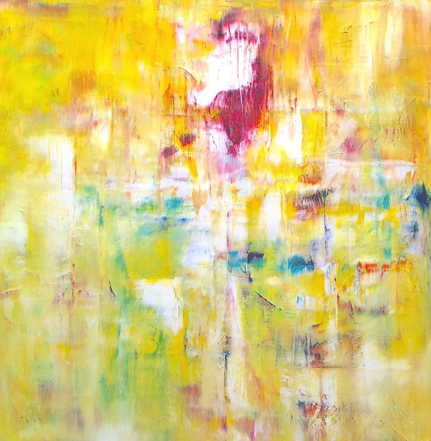 , 'Welcoming,' 2014, The McLoughlin Gallery