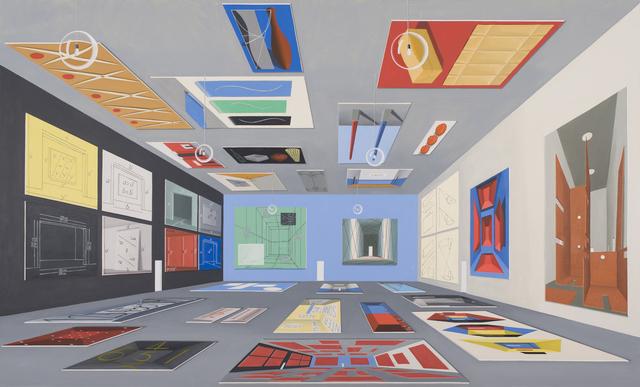 , 'Halle, Massgaben I, 2013,' 2013, Ditesheim & Maffei Fine Art
