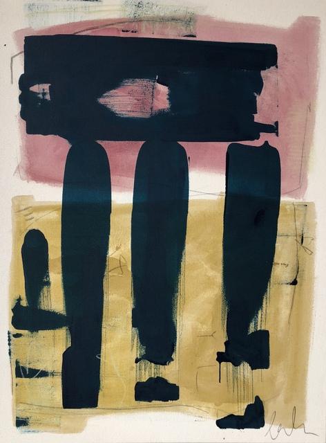 , 'Vogh Dabbles Geometric Rhythm,' 2018, Meyer Vogl Gallery