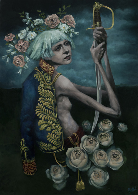 , 'Talisman,' 2018, Haven Gallery