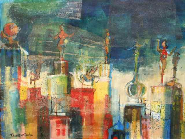 , 'Untitled (Pinnacles),' 1966, Richard Norton Gallery