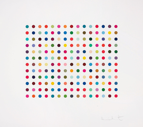 Damien Hirst, 'Pyronin Y,' 2005, Phillips: Evening and Day Editions
