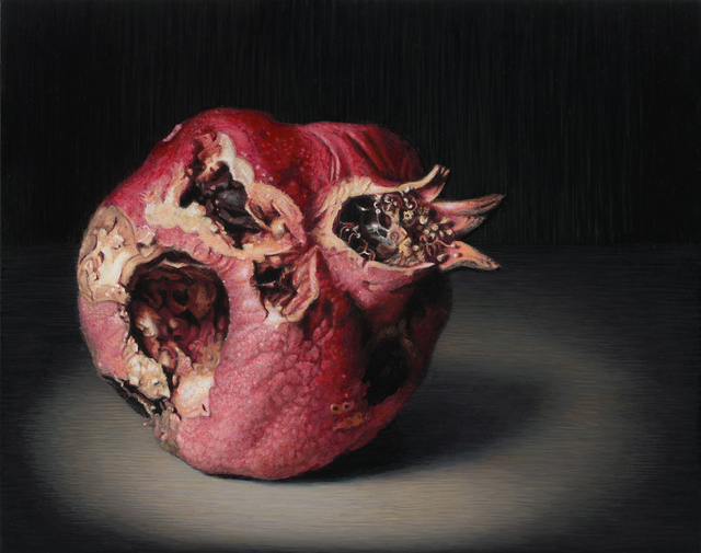 , 'Pomegranate,' 2018, Coagula Curatorial